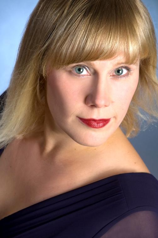 Carola Emrich-Fisher, mezzo-soprano